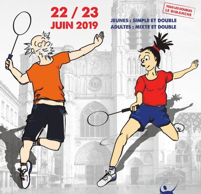 Tournoi des Sénons 2019